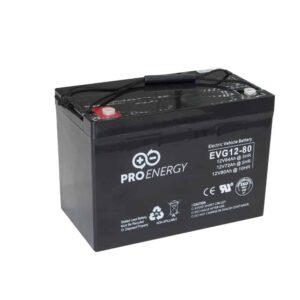 Pro-Energy 80Ah (gel)