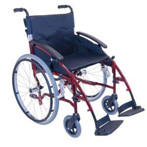 """D-lite rolstoel 24"""""""